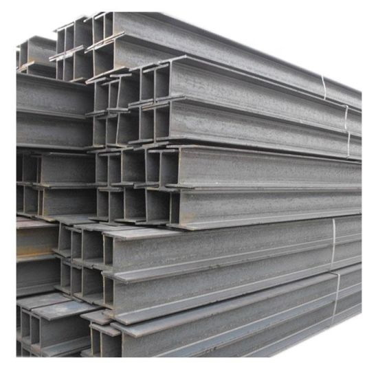 Ss400 ASTM A36 Hot Rolled Iron Carbon Structural Mild Steel H Beam H-Beam