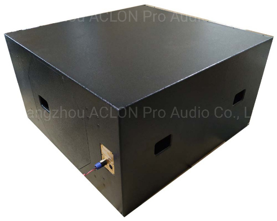 PRO Audio Speaker Box Dual 18 Inch Professional Subwoofer High Power Bass Speaker