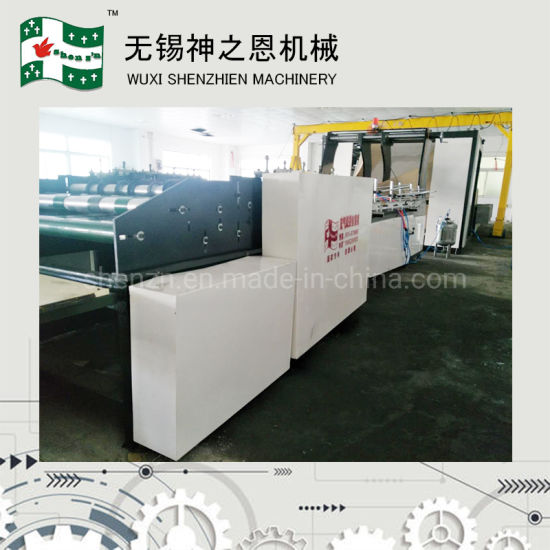 Production Line of Paper Bags for Cement