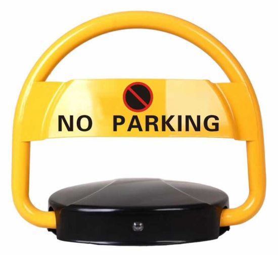 Space Security Car Parking Lot Barriers, Automatic Parking Lock