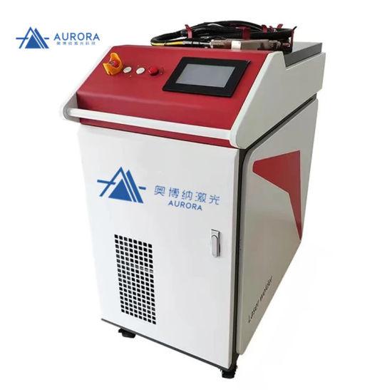 Aurora Laser Customized Handheld Laser Welding Machine 1000W