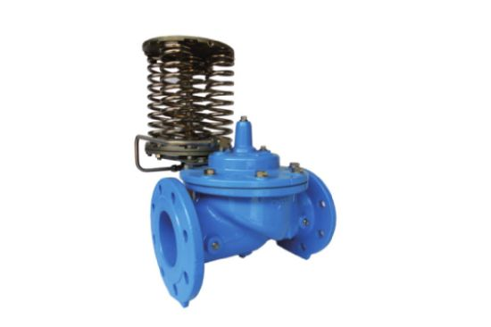 China Supplier Water Level Hydraulic Control Valve