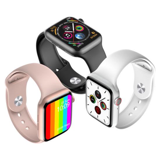 2021 W26 Series 6 Waterproof IP68 Iwo W26+ Smart Watch 1.75 Inch Screen Bracelet 44mm Smartwatch W26+
