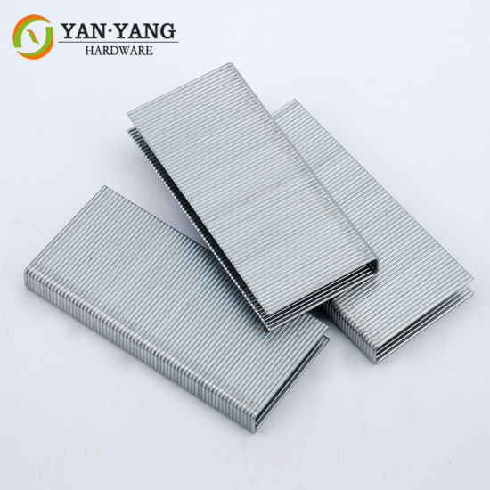 Hot Sale N850 Industrial Upholstery Galvanized Sofa Staples