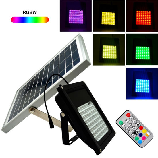 Security Wall Mounted Outdoor Most Powerful Solar Light Solar Panel for Garden