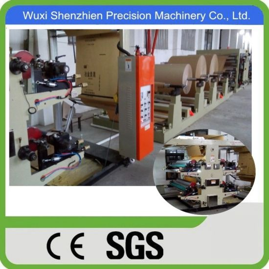 Wuxi Shenzhien Paper Bag Making Machine Factory