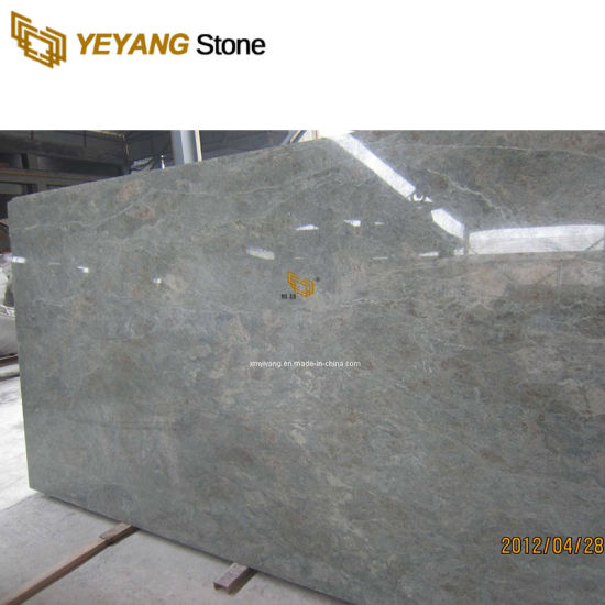 Cheapest Natural Stone Seawave Green Granite in Wholesale