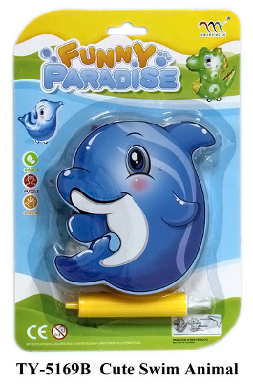 Hot Funny Cute Swim Animal Toy pictures & photos