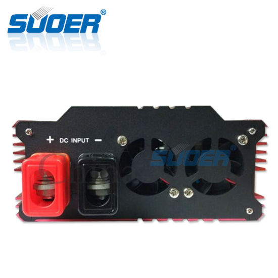 Suoer 1000W MPPT Grid Tie Power Inverter (GTI-D1000B) pictures & photos