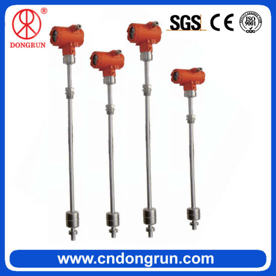 Magnetostrictive Tank Level Gauge Sensor