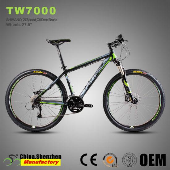 M390 27speed Hydraulic Brake Aluminum Adult Mountain Bike 27.5