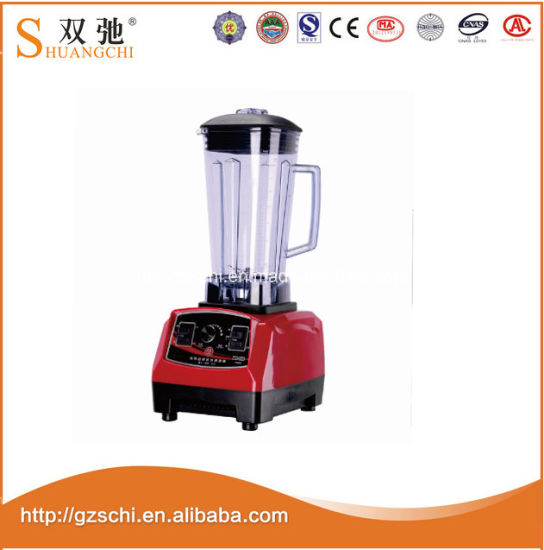 Durable Juicer Extractor Commercial Blender Ice Shaver Smoothie Mixer Machine pictures & photos