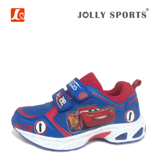 New Fashion Hot Sales Sports Running Kids Boys Girls Shoes pictures & photos