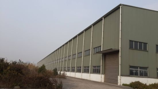 Pre Fabricated PU Panel House for Workshop/Warehouse pictures & photos