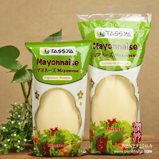 Tassya Mayonnaise 1L Japanese Seasoning Sauce