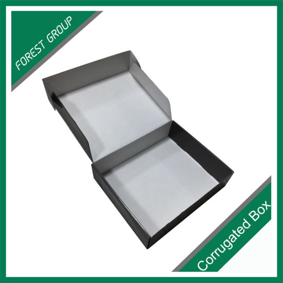 Corrugated Paper Tuck Top Packaging Carton Box pictures & photos