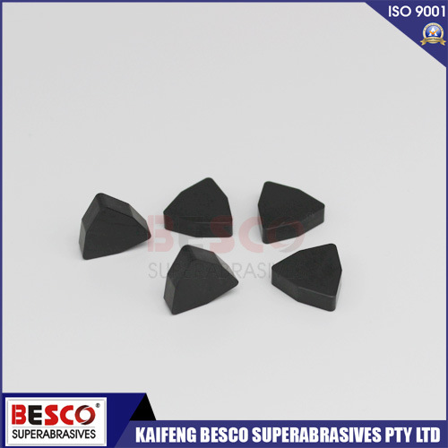 Hard Metal Lathe Cutting Tools PCD CBN Turning Inserts pictures & photos