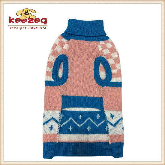 Comfortable Pet Cat Sweater/ Pet Clothes Dog Sweater/Pet Clothing (KH0031) pictures & photos
