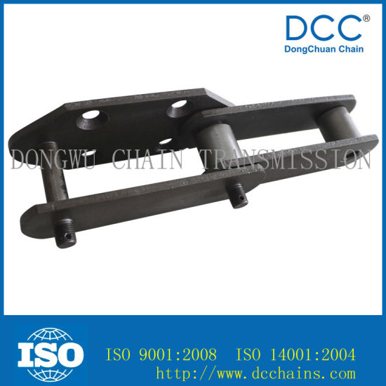 Industry Steel Forged Bucket Elevator Conveyor Chain pictures & photos