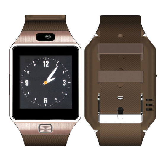 Gelbert Dz09 SIM Card Bluetooth Smartwatch for Android Ios pictures & photos