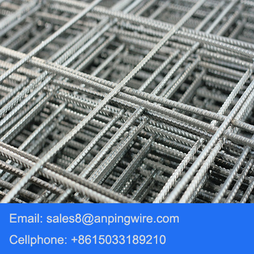 Welded Mesh Reinforcement for Concrete pictures & photos