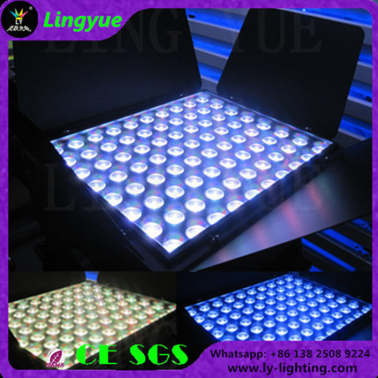 High Power 80X12W Wall Washer Light Outdoor LED City Color