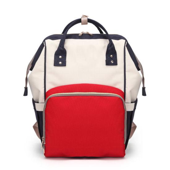 Waterproof Baby Diaper Bag Backpack, Nappy Bag, Mummy Bag