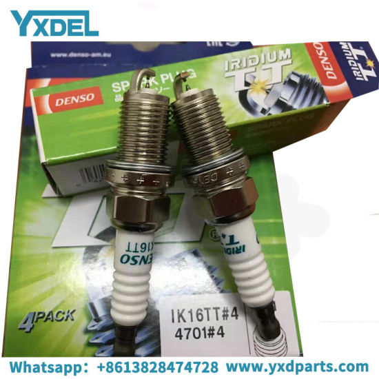 TOYOTA ALPHARD 2.4i 2002-2008 OIL AIR FILTER AND SPARK PLUGS SERVICE KIT
