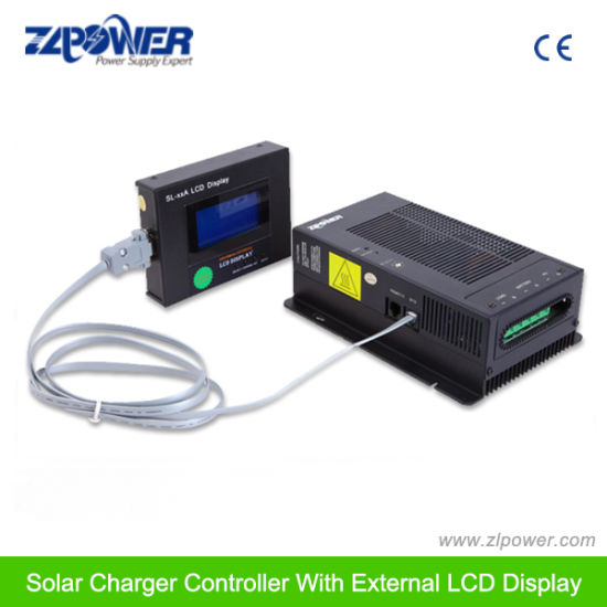 40A 60A MPPT Solar Charge Controller for Solar Wind Power pictures & photos