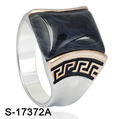 Factory Wholesale Muslim Style Fashion Jewelry 925 Sterling Silver Islamic Mens Rings pictures & photos