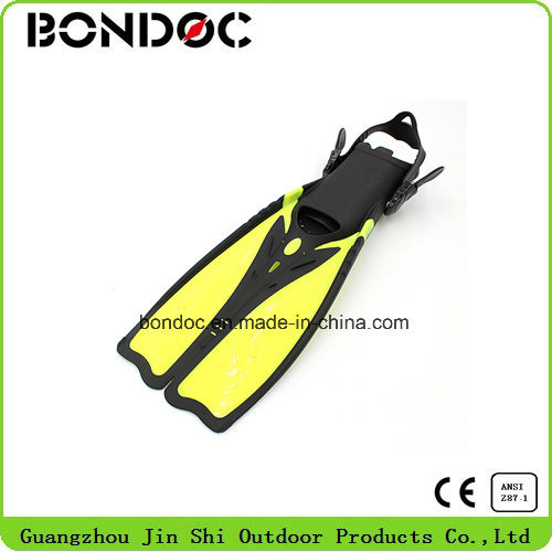 High Quality Open Heel Scuba Diving Fins (JS-7038) pictures & photos