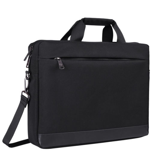 Bag Leather messenger bag laptop bag computer case shoulder bag for men /& women