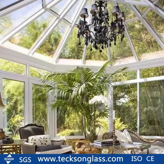Wholesale Tempered Glass for Greenhouse / Shower Door Wall/ Squash Court