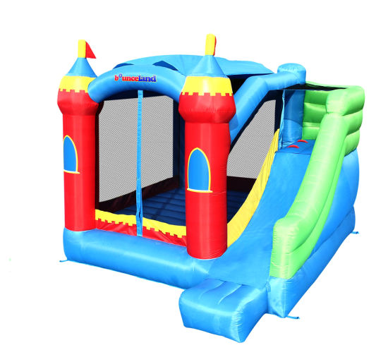 Indoor Inflatable Jumping Bouncer House for Home Using pictures & photos