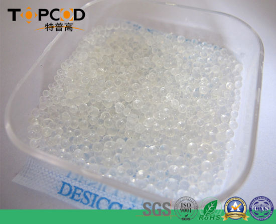 FDA Authorised 1g Desiccant Silica Gel Used for Garment/Footwear/Gift Box Used pictures & photos