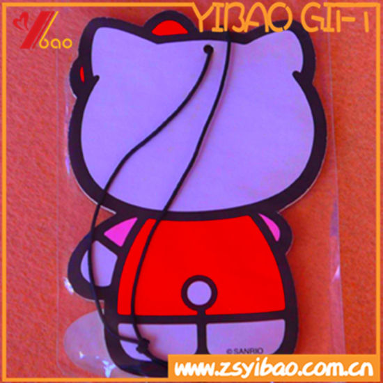 Hot Sell Bright-Coloured Customizable Car Air Freshener/ Paper Air Freshener pictures & photos