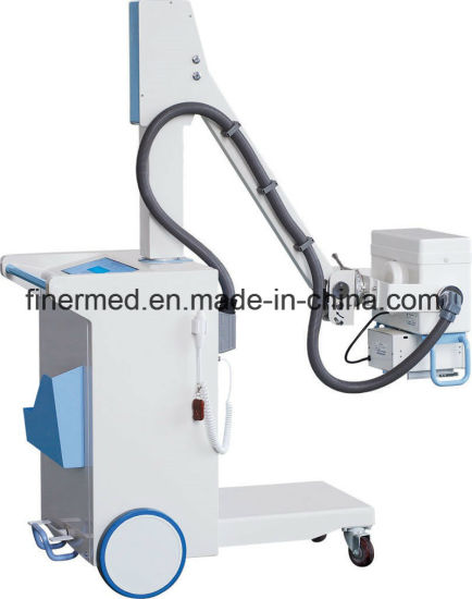 100mA High Frequency Mobile X-ray Equipment pictures & photos