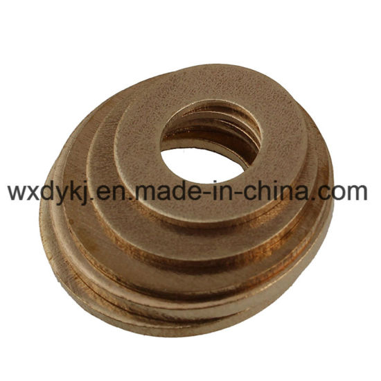Good Quality DIN125 Flat Brass Washer pictures & photos