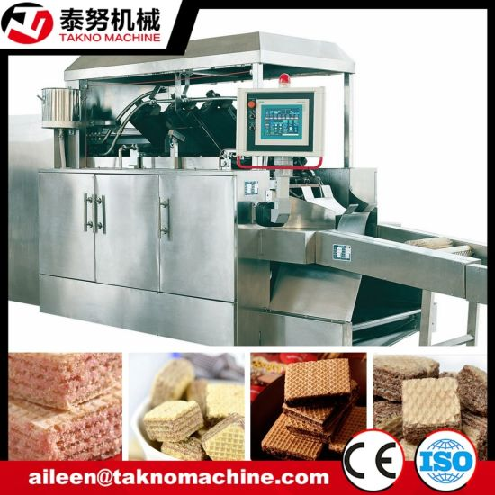 Takno Brand Wafer Making Line pictures & photos