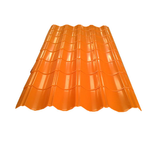 Color Coated Corrugated Roofing Sheet for Constructure Use