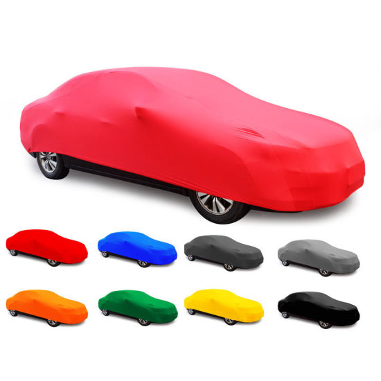 China Factory Price Hot Sale Promotion Sunshade Car Cover pictures & photos