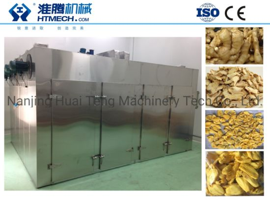 Large Commercial Stainless Steel Hot Air Circulation Food Drying Oven