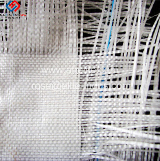 Made in China Cheap Yarn (flat slik) PP Woven Geotextile pictures & photos