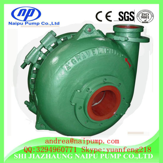 China Energy Saving Slurry Pump for Sale, Mining Slurry Pump Cost pictures & photos