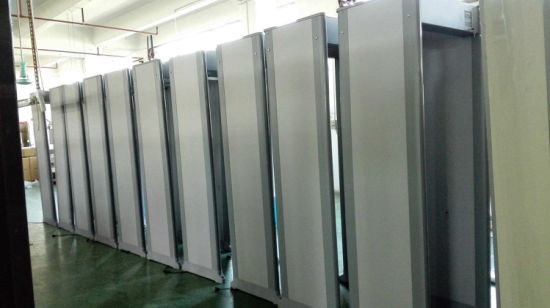 Security Body Scanner Archway Door Frame Walk Through Metal Detector pictures & photos