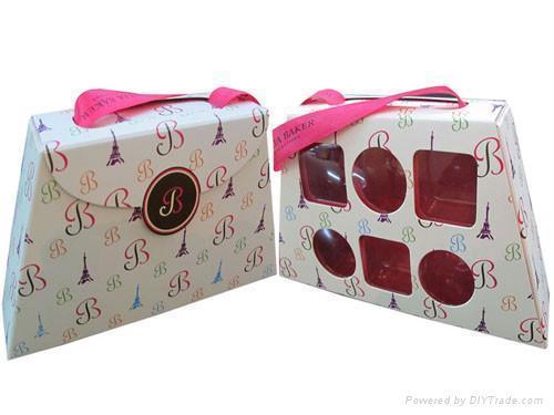 New Arrive Chocolate Cardboard Paper Gift Box