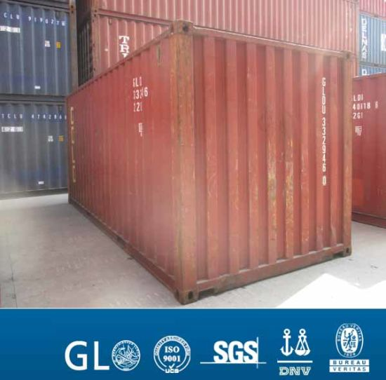Chinese Main Ports 40FT 40gp 40hq Shipping Marine Containers
