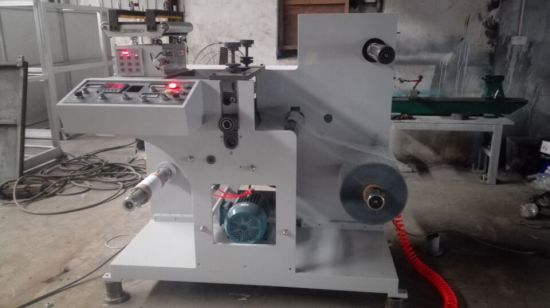 Automatic Slitting Machine (FQ-320) Label pictures & photos