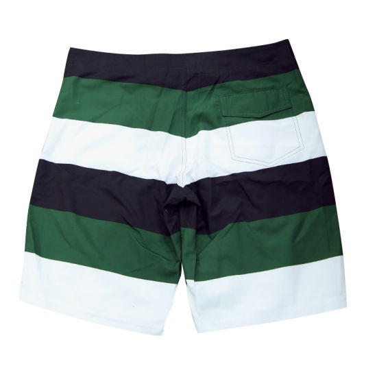 92dfb2cbc0 China Good Price 100%Polyester Custom Wholesale Kids Stripe Beach ...