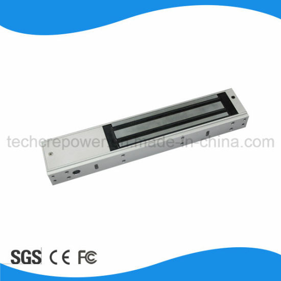 High Quality 12VDC Electromagnetic Lock with 350kgs (800Lbs) Holding Force pictures & photos